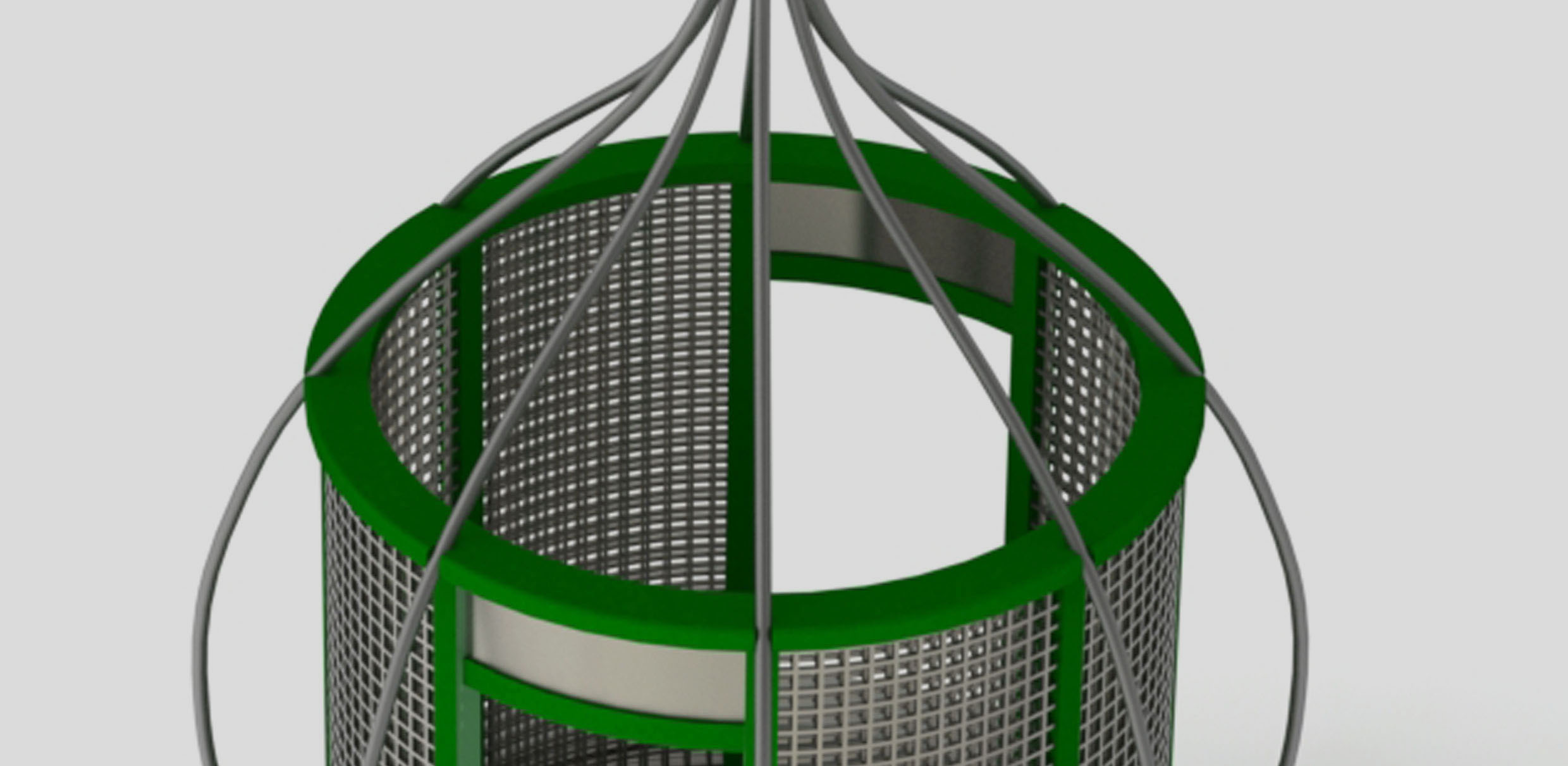 CAD model produced by Derby University